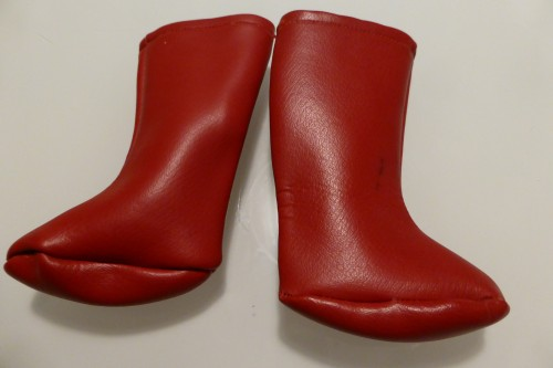 red boots for sasha dolls